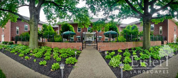 Family Hospice Healing Gardens   Eisler Landscapes Health Care Portfolio